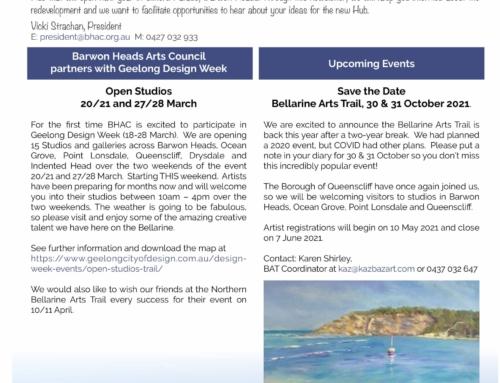 BHAC Newsletter #2