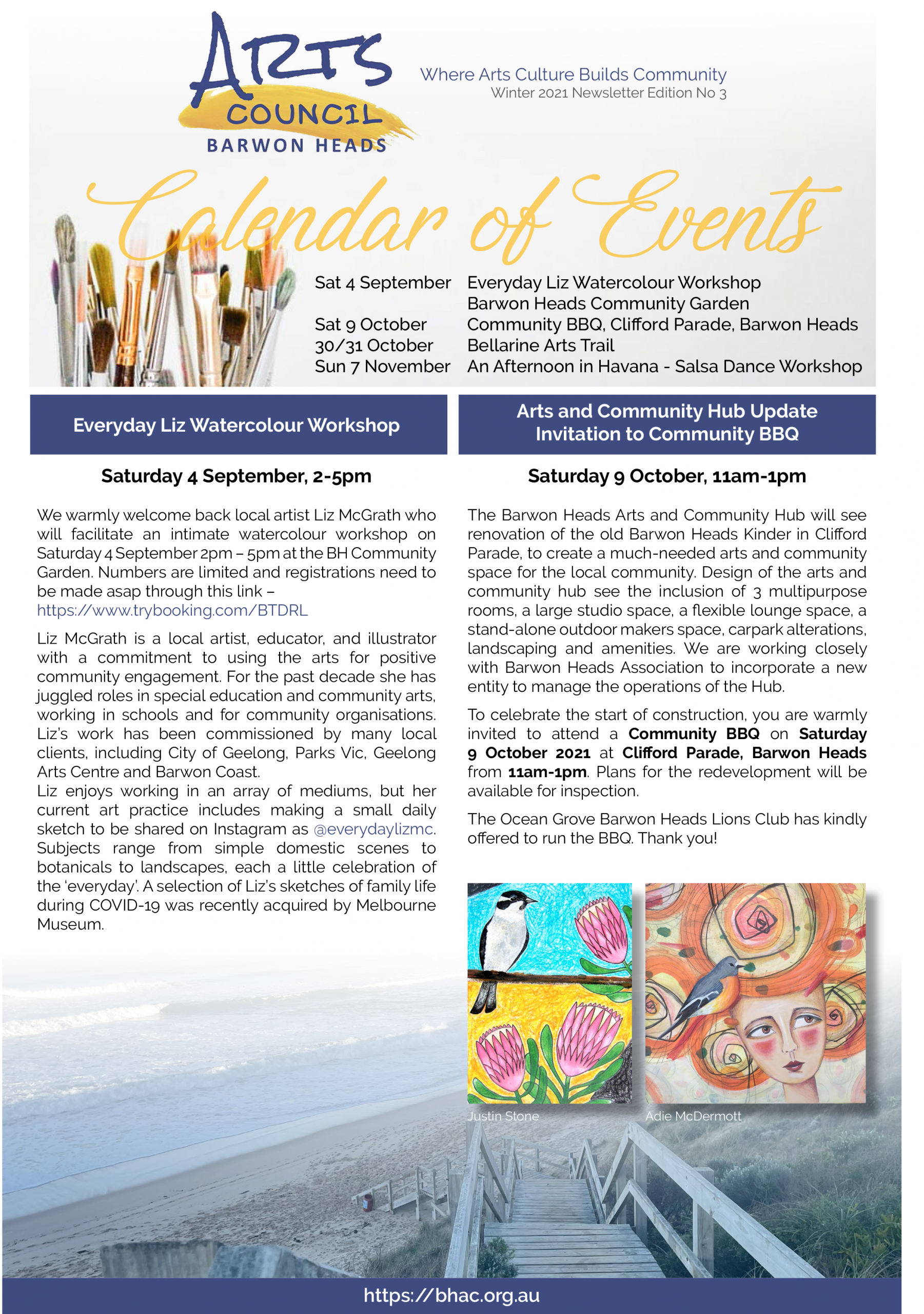 BHAC Newsletter #3